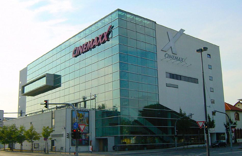 Darmstadt Cinemaxx